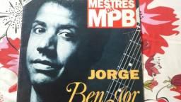 Disco Vinil Lp- Mestres Da MPB- Jorge Ben Jor Ao Vivo