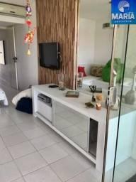 Flat de condomínio em Gravatá/PE, com 01 suíte - REF.68