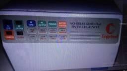 338e32b6cf No-break senoidal inteligente. .tensão de entrada 120/ 220V bivolt