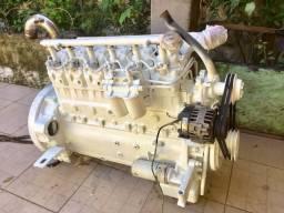 Motor MWM 229 6C 120CV