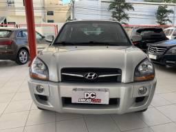 Hyundai tucson 2.0 aut. 2013 prata - 2013