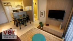 Apartamento com 2 dormitórios à venda, 52 m² por R$ 279.000,00 - Presidente Kennedy - Fort