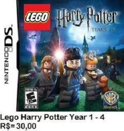 Lego Harry Potter Years 1-4 Ds comprar usado  Porto Alegre