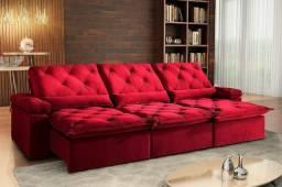 Sofa retratil e reclinavel