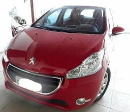 Peugeot 208 1.5 8v (Flex) - 2014