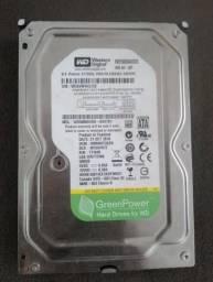 HD 500 GB WD (perfeito estado)