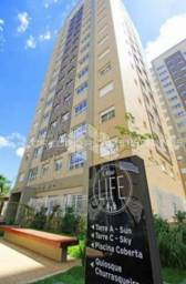 Apartamento à venda com 2 dormitórios em Jardim carvalho, Porto alegre cod:GD0039