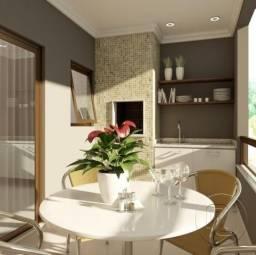 Apartamento à venda com 2 dormitórios em Centro, Biguaçu cod:Ap0686