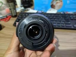 Lente Nikon 18 105 muito nova usada poucas vezes