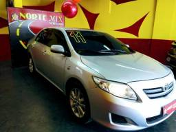 Toyota Corolla Xli 1.8 Flex+Gnv Troco e Financio - 2011