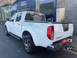 Nissan frontier 2013 2.5 se attack 4x4 cd turbo eletronic diesel 4p manual - 2013