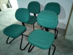 Cadeiras fixas melhores preços