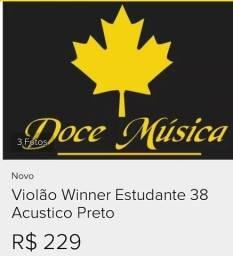 Violão 6 cordas winner