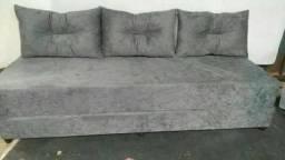 Sofá cama diretamente da fabrica