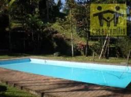 Chácara residencial à venda, Rio Grande, São Bernardo do Campo - CA0161.