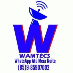 Wamtécs- Antenas e Instalações
