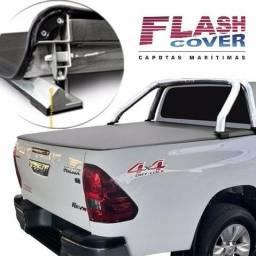 Capota Lonas Marítimas Protetora de chuva p/ Todos os carros- Instalada no seu carro