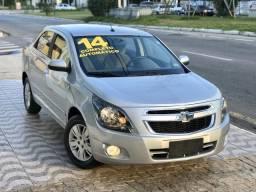 Chevrolet Cobalt LTZ 1.8 Flex AUTOMÁTICO 2014 IMPECÁVEL!!! - 2014