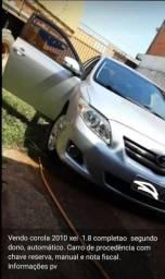 Corolla 2011 - 2010