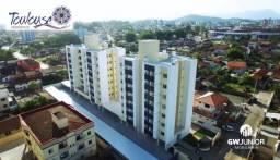 Apartamento à venda com 2 dormitórios em Itaum, Joinville cod:104