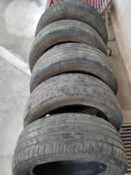 5 pneus Aro 15 195/55