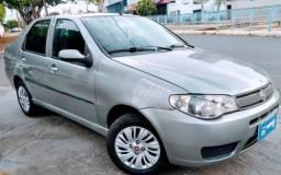 FIAT SIENA 2007/2008 1.0 MPI FIRE 8V FLEX 4P MANUAL - 2008
