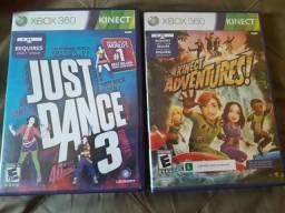 Jogos Xbox 360 para kinect