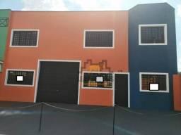 Barracão para alugar, 260 m² por r$ 4.200/mês - jardim santa marina - valinhos/sp