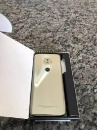 Moto G6 play 32GB dourado