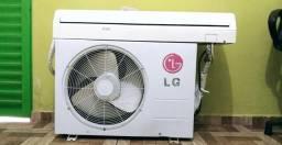 Ar condicionado 24.000 Btus LG, Modelo: TSNC2425MA0