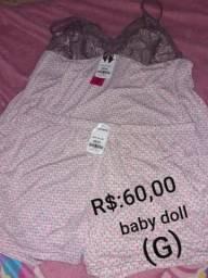Baby doll romance