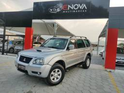 Pajero Sport Hpe 2008 Diesel Automatica 4x4 Impecavel Revisada e Pneus Novos Placa M - 2008