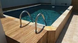Casa com piscina wifi