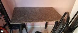Mesa 4 cadeiras 400 reais