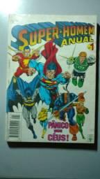 Super-Homem Anual 1