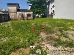 Terreno para alugar, 1400 m² por R$ 15.000/mês - Vila Matias - Santos/SP