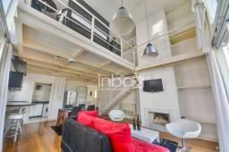 Excelente Apartamento Duplex com 1 dormitório para alugar, 96 m² por R$ 3.900/mês - Moinho