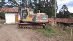 Escavadeira Volvo Ec140 2012