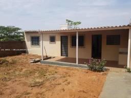 Casa para Locação em Presidente Prudente, GUANABARA, 1 dormitório, 1 banheiro, 1 vaga