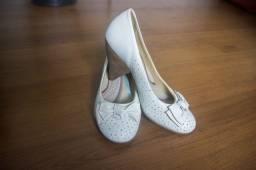 Sapato Semi Novo Ramarim Total Confort N 37