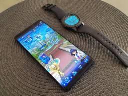Galaxy Note 9 Novíssimo + Galaxy Gear S3