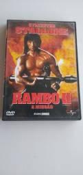 Título do anúncio: Dvd Rambo 2 Original