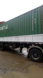 Container STD e HC 40 Pés