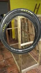 par pneu maxxis ikon 2.20 mtb 27.5 meia vida