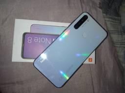 Troco xiaomi note 8 por iPhone 8 plus 64gb( somente troca )
