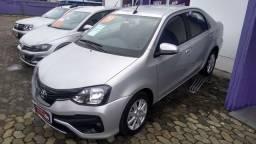 Etios Sedan 1.5 X Plus 2019