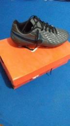Chuteira Campo Nike Tiempo Legend 8 Academy - tamanho 41