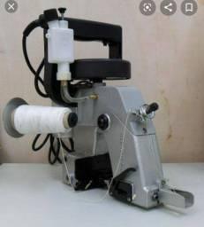Maquina de costurar Sacarias de arroz e carvão
