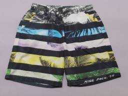Short Estampado Masculino