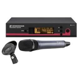 Microfone de Mão Sem Fio Sennheiser Ew135g3